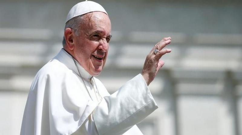 Theme songs for papal visits have been composed before. One has been unveiled for Thailand, where Francis will visit before Japan. (Photo: File)
