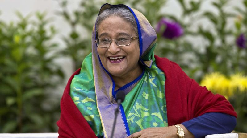 'The problem lies with Myanmar as they don't want to take back the Rohingyas by any means though Naypyidaw signed an agreement with Bangladesh promising to repatriate them,' Dhaka Tribune quoted Hasina as saying on Sunday. (Photo: AP)
