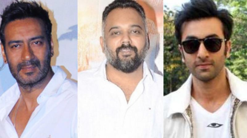 Ajay Devgn and Ranbir Kapoor's film directed by Luv Ranjan is likely to release next year.
