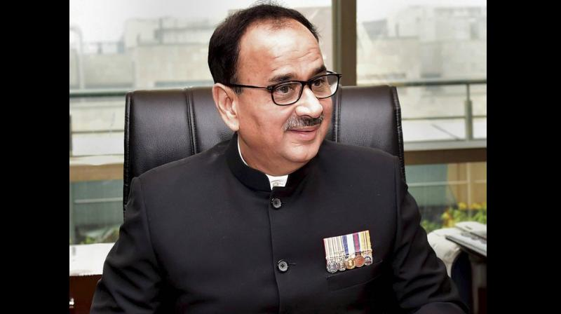 Exiled CBI Director Alok Verma has filed his response in sealed covered. (Photo: File | PTI)