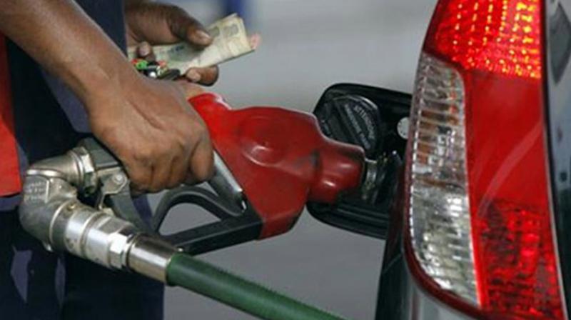 Increase in petrol and diesel prices in Rajasthan. (Photo- PTI)