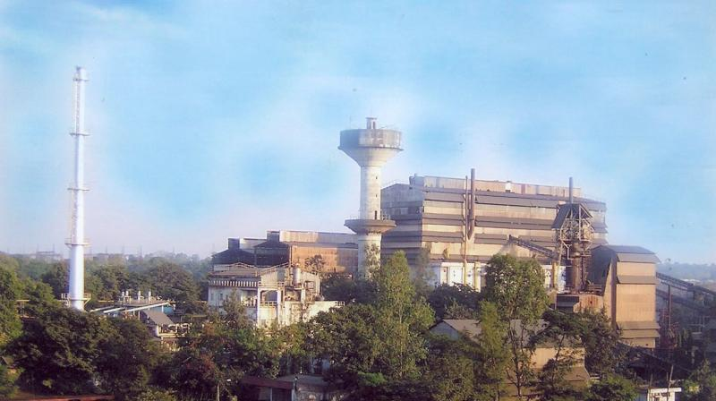 SAIL ferro alloy plant in Chandrapur (Image credit: www.sail.co.in)