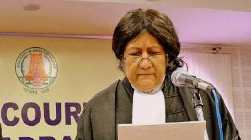 Justice Indira Banerjee started out as a lawyer on July 5, 1985 and practised in the Calcutta High Court. (Photo: File)