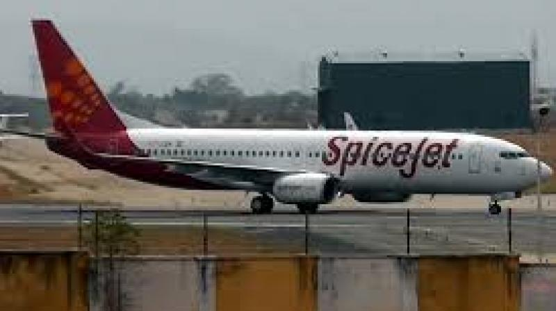 SpiceJet has a fleet of 35 Boeing 737NG and 20 Bombardier Q-400s aircraft.