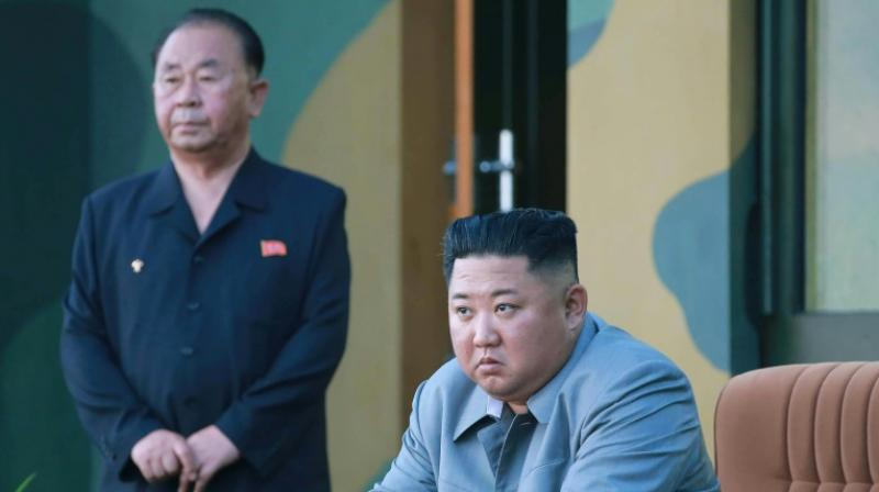 "North Korea said Sunday it carried out a ""very important test"" at its long-range rocket launch site. (Photo: File)"