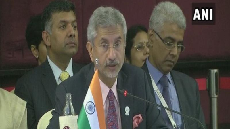 External Affairs Minister S. Jaishankar will visit Beijing this month to prepare grounds for the second round of informal talks between Prime Minister Narendra Modi and Chinese President Xi Jinping in Wuhan in India later this year. (Photo: File)