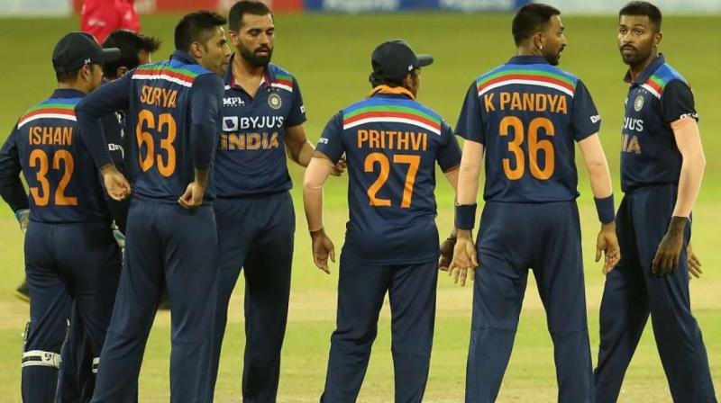 The other members of the team will be leaving for home today. (Image credit: BCCI)