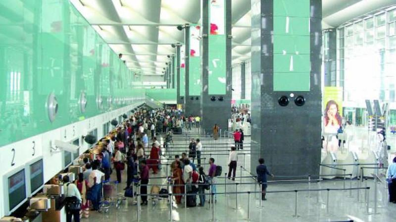 AAI had invited the bids on behalf of the government to offer Jaipur and Ahmedabad airports to private parties for their management. (Representational Image)