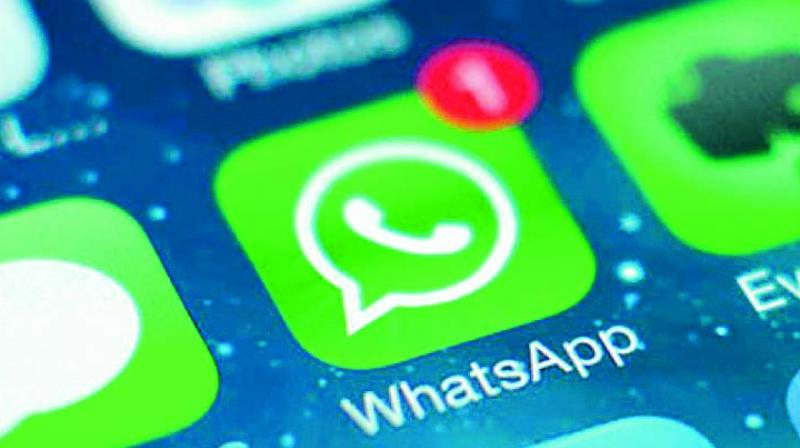 Both of these features are live in the latest WhatsApp beta version. (Representational image)
