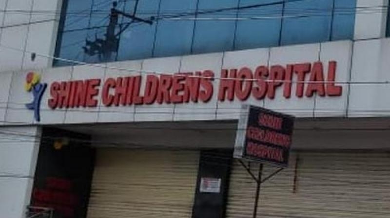 Meanwhile, some people including parents and relatives of the injured children held a protest in front of the hospital. (Photo: File)