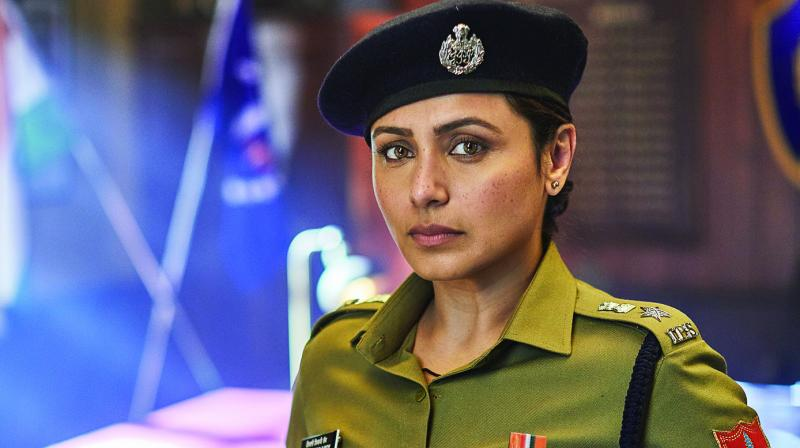 Even though Rani Mukerji's new look from the film Mardaani 2 is out, and the release date has been fixed for December 13.