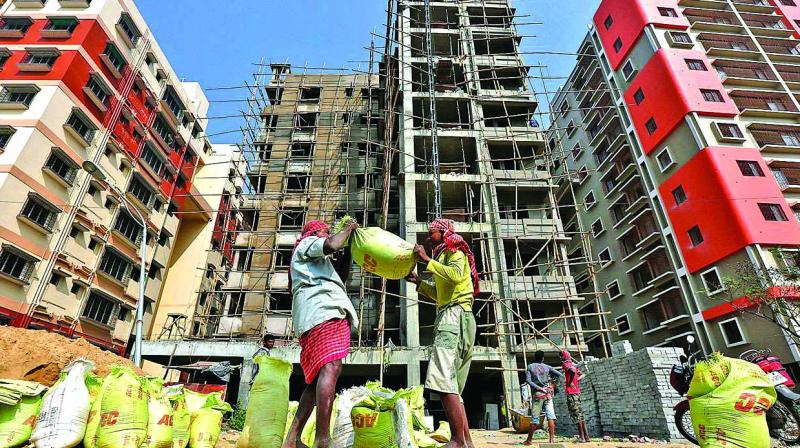Housing sales dropped 22 per cent in Mumbai to 5,063 units from 6,491 units, followed by Hyderabad that saw 16 per cent decline.