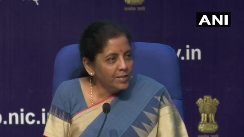 The government also outlined a raft of measures including some for the crisis-hit autos sector, small businesses, and the troubled shadow banking sector. (Photo: ANI)