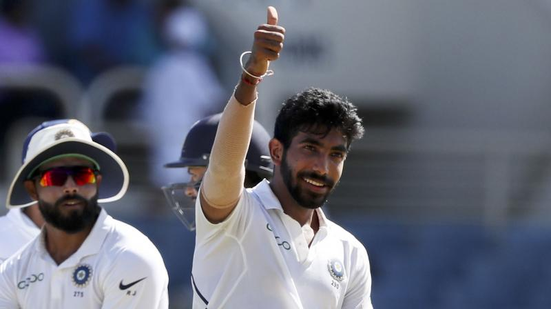 In the recently concluded two-match series between India and West Indies, Bumrah managed to scalp 13 wickets. (Photo:AP)