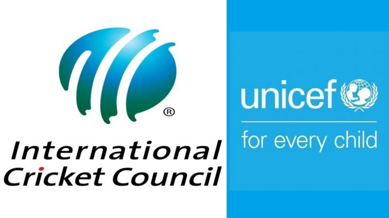 The International Cricket Council (ICC) has announced it has extended its partnership with UNICEF through to the ICC Women's T20 World Cup 2020 with the focus on empowering women and girls through cricket. (Photo:Twitter)