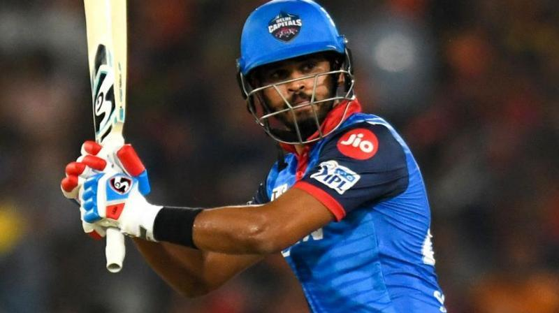 Chairman of Delhi Capitals, Parth Jindal, said that Indian cricketer Shreyas Iyer will continue to lead the side in the 2020 edition of Indian Premier League (IPL). (Photo:AFP)