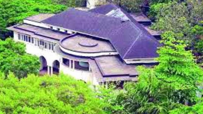 Jinnah House. (Photo: File)