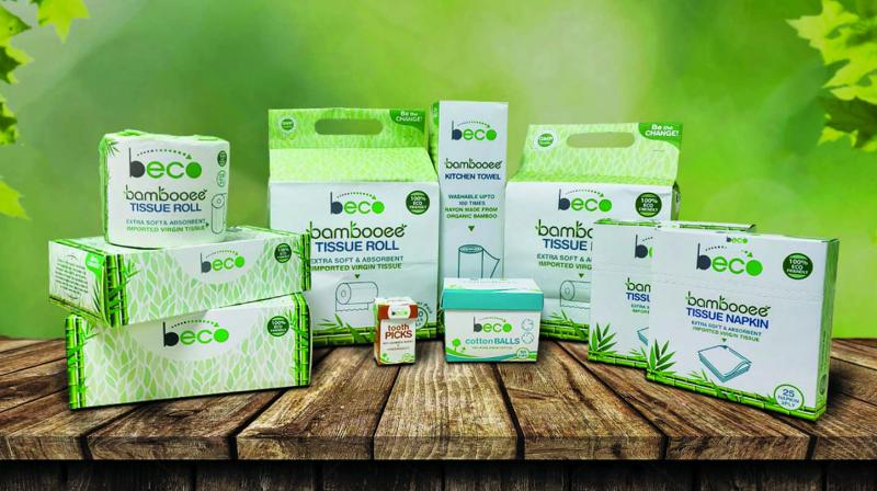 Beco's eco-friendly bamboo based lifestyle products