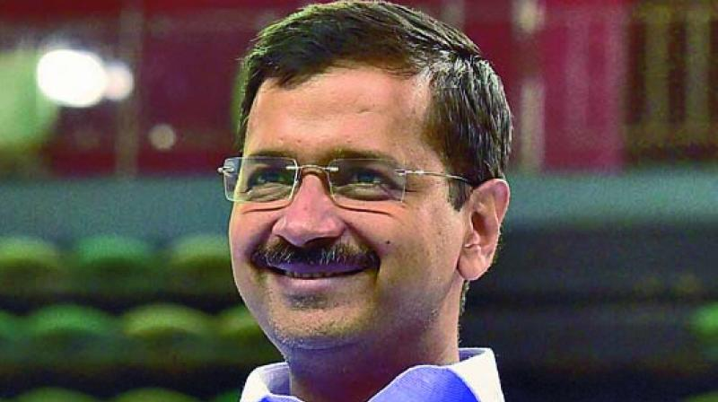 Kejriwal, the AAP's star campaigner, had addressed a poll rally in Margao town in South Goa on April 13.   (Picture: File)