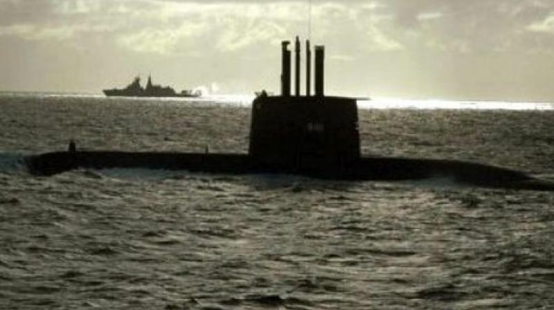 The first Russian nuclear-powered submarine -- christened INS Chakra -- was taken in 1988 under a three year lease. (Representational Images)