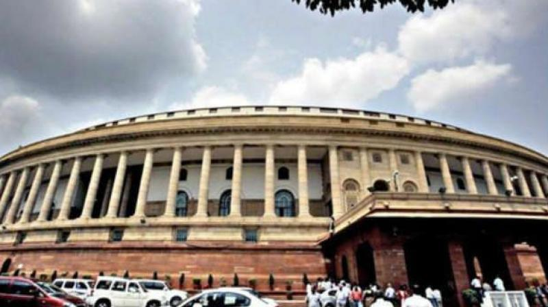 Normally the Winter Session begins in the third week ofNovember and ends just days before Christmas, and has a total of 20 sittings. (Photo: PTI)