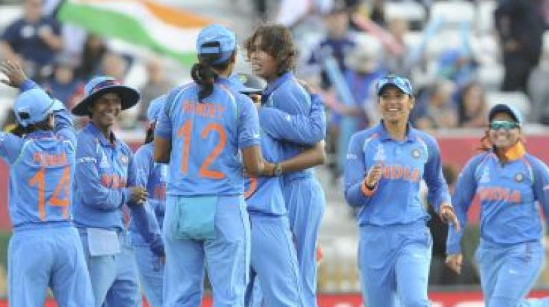 The Indian women's cricket team created several records during the course of the tournament.