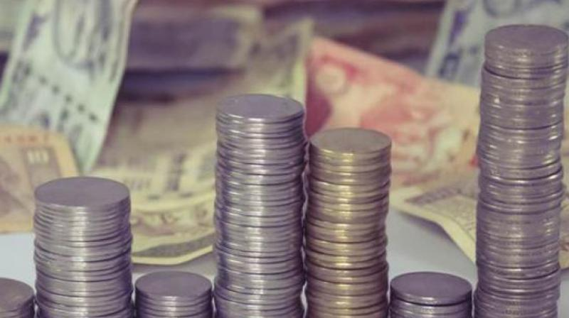 Growing fears about rising inflation in amid high global crude oil prices and consistent outflow of foreign funds also weighed on the domestic currency.