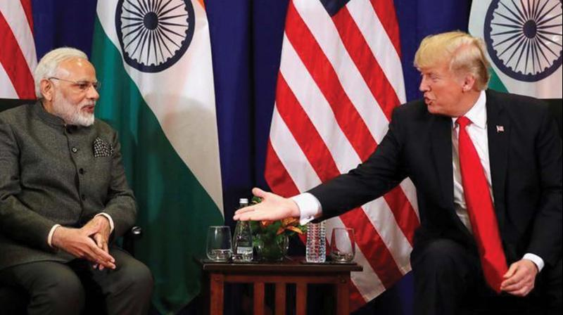 According to Woodward, Donald Trump made this comment during a Situation Room meeting in the White House on July 19 last year, nearly three weeks after he had a very successful meeting with PM Modi at the White House on June 26. (Photo: File)