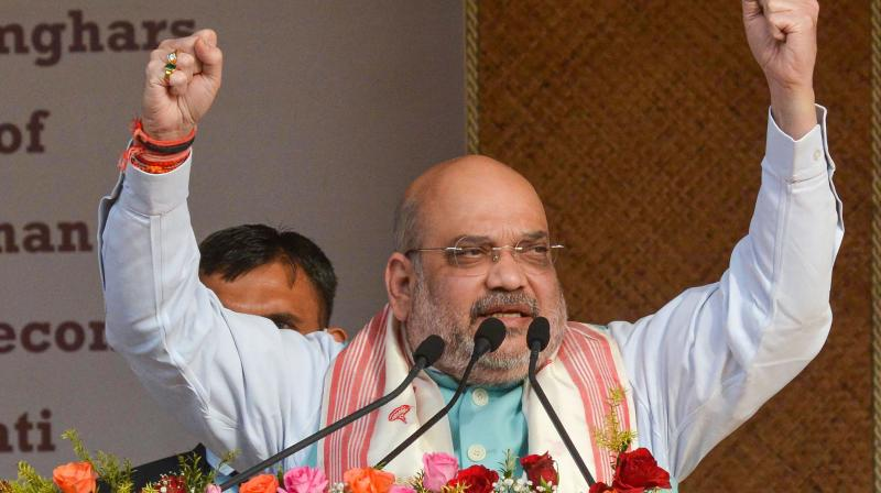 Shah said the Modi government had in 2018 promised it will bring in a new citizenship law and kept it when the BJP was voted to power in 2019. (PTI)