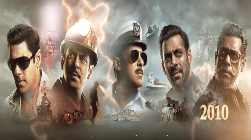 Bharat Poster. (Courtesy: YouTube/T-Series)