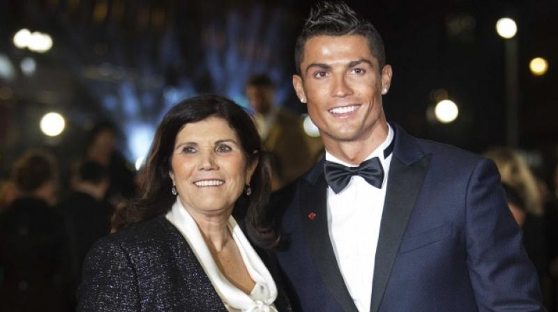 Alveiro has always expressed her support for the five-time Champions League Winner while Ronaldo evolved from being an amateur Sporting Lisbon player to a legend. (Photo: AFP)