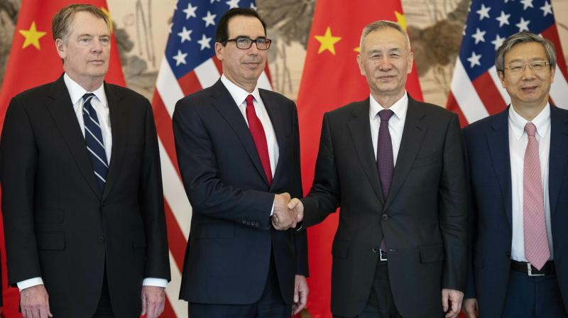Trump and Chinese leader Xi Jinping agreed to a truce in December to refrain from further escalation. (Photo:AP)