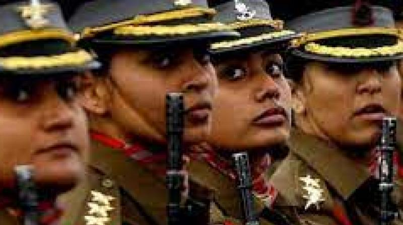Women set to get permanent commission in army.