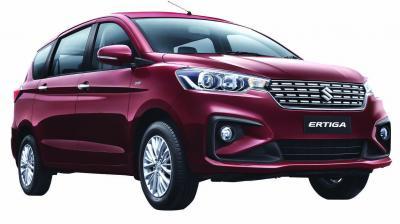 Maruti Suzuki Ertiga CNG and Ertiga Tour M CNG variants launched