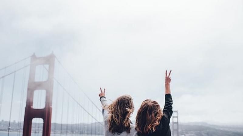 A walk along the Golden Gate Bridge is just mesmerising. (Photo: Representational/Pixabay)