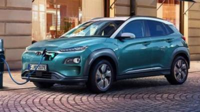 Hyundai launches first long-range electric vehicle Kona in India