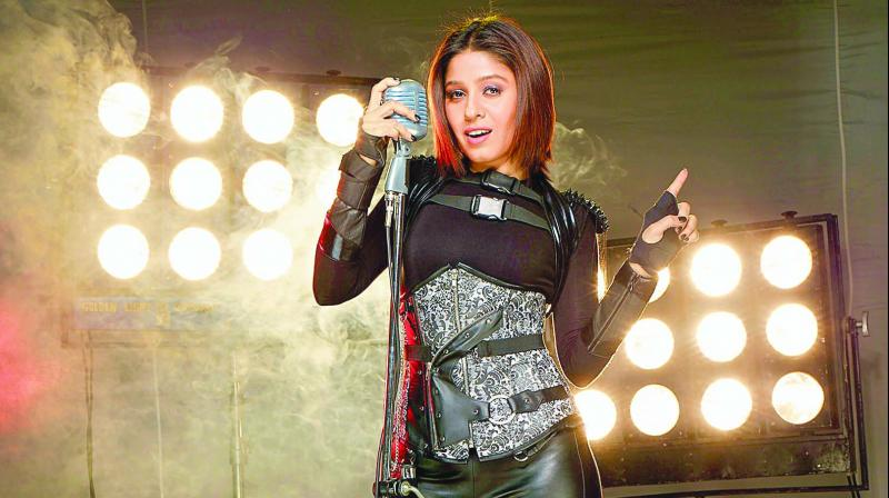 Call it item  songs or whatever else, I am what I am because of these songs — Sunidhi  Chauhan