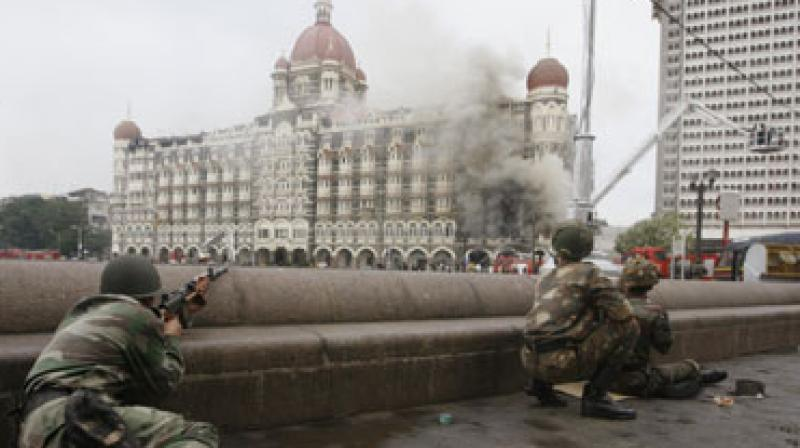 Those series of 12 coordinated shooting and bombing attacks by ten terrorists affiliated to the Lashkar-e-Toiba (LeT), which lasted over four days across Mumbai, claimed the lives of 164 people, including one Briton, six Americans and 12 Europeans, and left another 308 injured. (Photo: AFP)