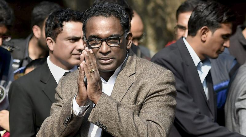 Justice Chelameswar said the one responsible for the selection process must put