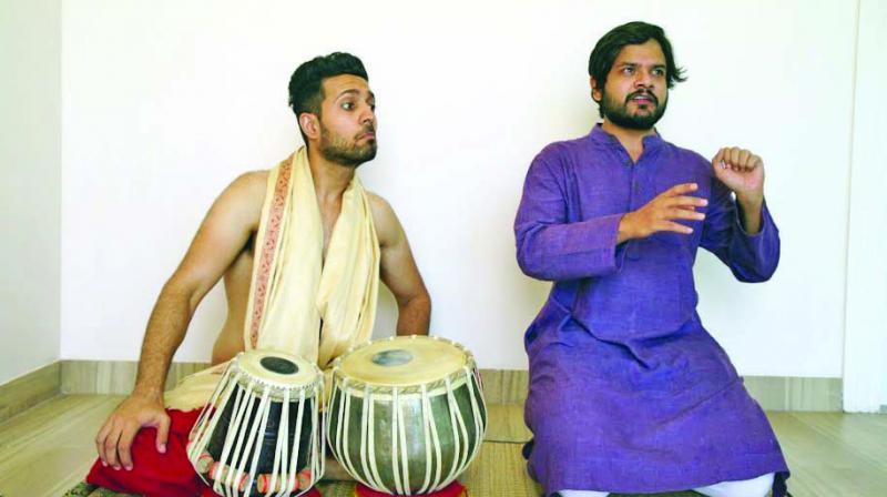 Saattvic and Udit  Parashar