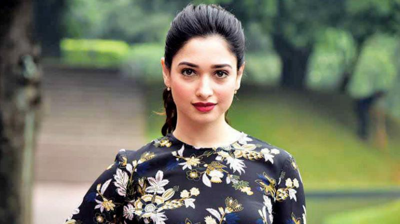 Tamannaah Bhatia speaks on Manikarnika controversy