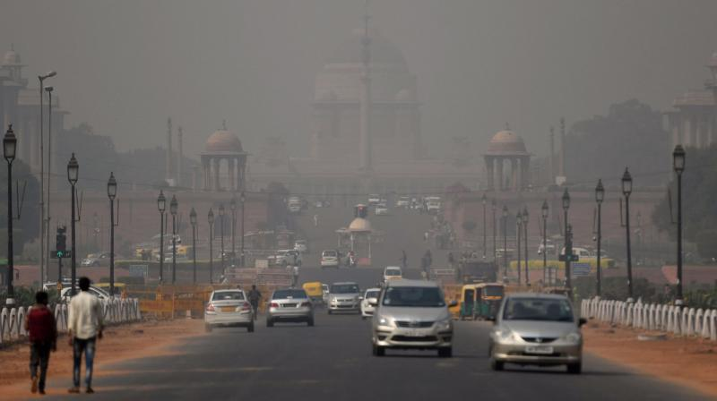 Globally, approximate 160,000 deaths have been attributed to PM2.5 air pollution in the five most populous cities of Delhi (30 million), Mexico City (22 million), Sao Paulo (22 million), Shanghai (26 million) and Tokyo (37 million), report said. (AFP)