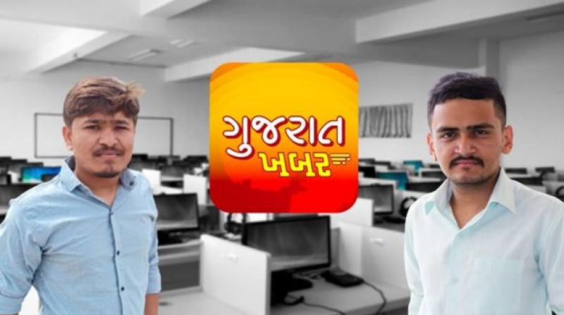 Sagar Savaliya and Chirag Patel.