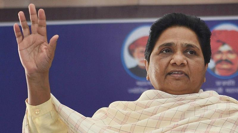 BSP supremo Mayawati (Photo: PTI)