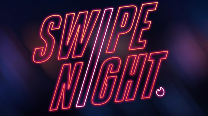 Snapchat's Swipe Night Lens will arrive along with Tinder's six-episode series.