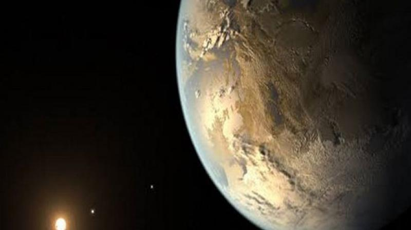 Scientists developed a new method to analyze the elements in rocks from asteroids or rocky planet fragments that orbited six white dwarf stars. (Photo: ANI)