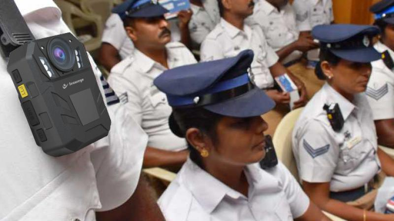 Many state governments have ruled to make compulsory for Police Officers and Security personnel to wear body worn camera.