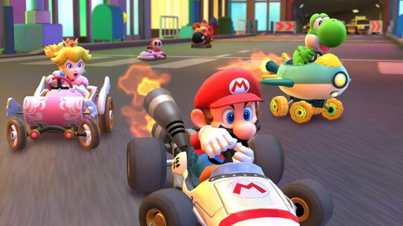 Nintendo has announced that it is bringing multiplayer mode to its 'Mario Kart Tour'.