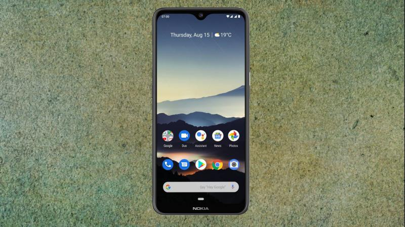 The Nokia 7.2 is by far one of the most premium and stylish looking handsets in the sub-Rs 20K price range.