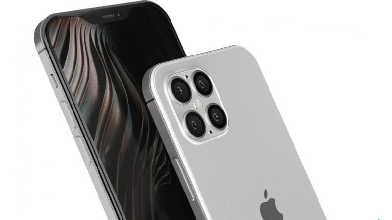The folks down at PhoneArena have put together renders of the iPhone 12 based on the available leaks and a bit of creative freedom. (Photo: PhoneArena)